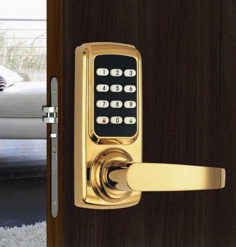khóa cửa mật mã