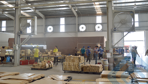 xưởng đồ gỗ