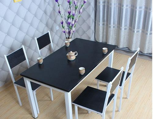 mẫu bàn ghế sắt hộp đẹp