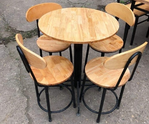 bộ bàn ghế tròn