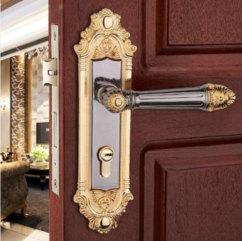 bảng báo giá ổ khóa cửa gỗ mới nhất