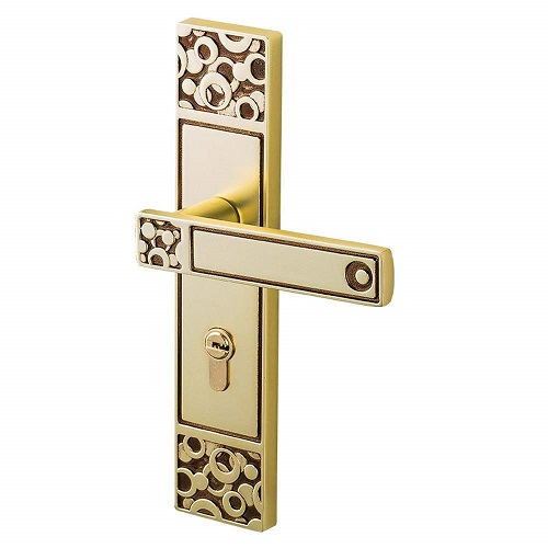 Mẫu khóa cửa gỗ thịnh hành hiện nay